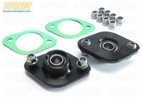 Rear Shock Mounts (RSM) - Turner Motorsport Race Monoball - E30, E36, E46, Z3, Z4 (Pair)