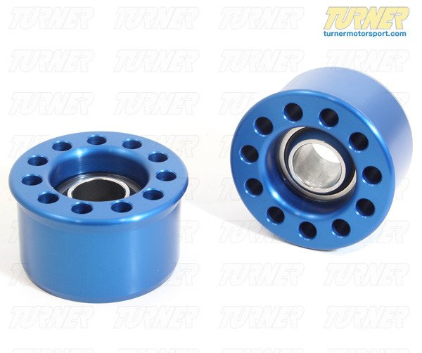 T#1172 - TSU9980020 - Rear Trailing Arm Bushings (RTAB) - Turner Monoball Race - E36, E46, Z4 (Pair) - Turner Motorsport - BMW