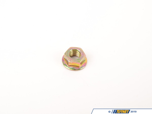 T#300033 - TMS300033 - FLANGE-LOCKING-NUT M8x1.25 - Bremmen Parts -