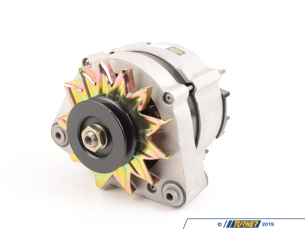 T#3457 - AL140X - OEM Bosch Alternator - E30 M3, E28 M5 and E24 M6 - If your car has died on the side of the road from a dead battery and you notice flickering or low powered head lights, it's likely your alternator failing. To be sure you are getting a high quality part with a long life-span, choose this OEM Bosch Alternator.OEM replacement from BMW part number 12311466088 and 12311735706Bosch is one of the largest OEM producers of Genuine BMW and aftermarket parts in the world, providing parts for almost every major automotive manufacturer. Bosch has likely supplied many of the original electrical (and mechanical) parts for your BMW. Thanks to their quality, high durability, and reliability, you should expect a long service life from Bosch products.As a leading source of high performance BMW parts and accessories since 1993, we at Turner Motorsport are honored to be the go-to supplier for tens of thousands of enthusiasts the world over. With over two decades of parts, service, and racing experience under our belt, we provide only quality performance and replacement parts. All of our performance parts are those we would (and do!) install and run on our own cars, as well as replacement parts that are Genuine BMW or from OEM manufacturers. We only offer parts we know you can trust to perform!A $92.00 refundable core charge is included with this alternator. Upon receipt of your rebuildable alternator core, you will be refunded the core charge.This alternator fits all 1987-1991 M3 (E30), all 1988 M5 (E28), and all 1988-1989 M6 (E24). - Bosch - BMW