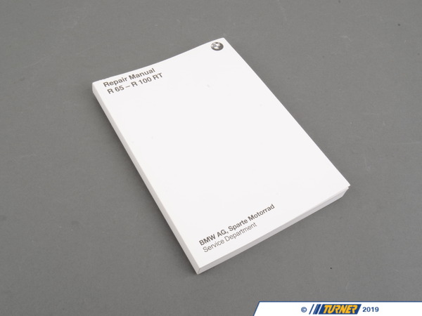 T#27029 - 01519798861 - Genuine BMW Brochure, Repair Manual R65- - 01519798861 - Genuine BMW BROCHURE, REPAIR MANUAL R65- - Genuine BMW -
