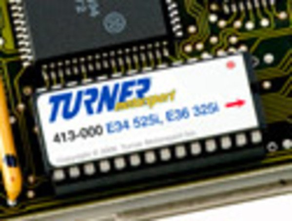 T#339968 - 412-528 - E34 M5 Euro 3.8 Turner Motorsport Conforti Performance Chip - Turner Conforti Performance Chips - BMW