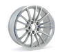 T#66735 - 36116851076 - Genuine BMW Gloss-turned Light Alloy Rim - 36116851076 - Genuine BMW -