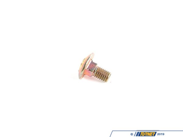 T#28028 - 07119910433 - Genuine BMW Saucer-head Screw - 07119910433 - Genuine BMW -