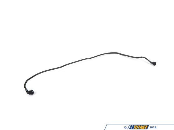 T#46445 - 17128570061 - Genuine BMW Expansion Tank Hose - F22 M235i/ix, F87 M2, F3X 335i/ix 435i/ix - Replace your cracked or leaking radiator hose to prevent further leaks and potentially catastrophic failure.Genuine BMW radiator hoses are always a perfect option when performing maintenance thanks to their high quality and longevity.This item fits the following BMW Chassis:F22,F30,F31,F32,F33,F34,F36Fits BMW Engines including:N55 - Genuine BMW - BMW
