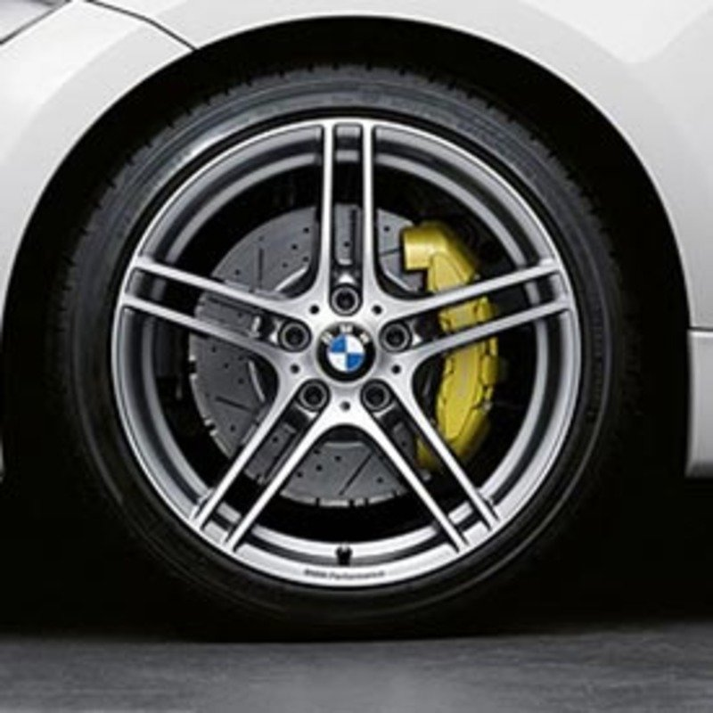 "E9X 19"" BMW Performance Style 313 19x9.0"