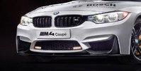 M Performance Lower Front Splitter - F80 M3, F82 M4