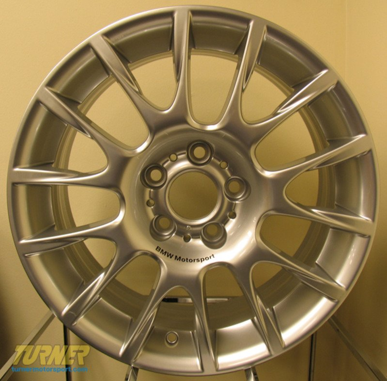E9X 320si BMW Motorsport Radial Spoke 216