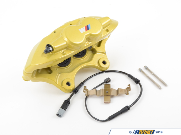 T#61491 - 34106855475 - Genuine BMW Brake Caliper Housing, Yello - 34106855475 - Genuine BMW -