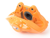 T#61980 - 34206855485 - Genuine BMW Brake Caliper, Orange - 34206855485 - Genuine BMW - BMW