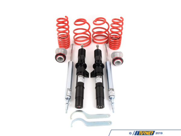 T#1216 - 39177-11 - E90/E92 325i/328i/330/335i H&R Premium Coil Over Suspension - H&R - BMW