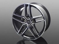 Typ VIII BiColor Black Wheel 19
