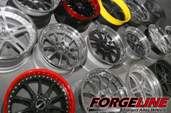 T#1782 - TMS1782 - Forgeline Forged Alloy Wheels (Information and Image Gallery) - Call our knowledgeable sales staff to order! - Forgeline - BMW