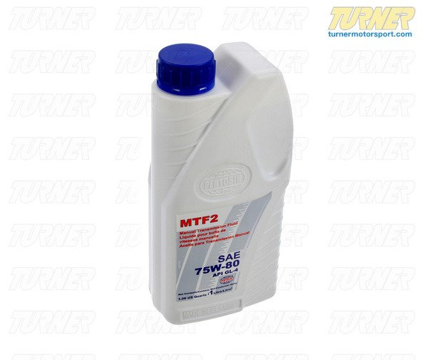 T#1827 - 83220309031 - Pentosin MTF2 Manual Transmission Fluid - 1 liter - E46 E39 Z3 - Pentosin - BMW
