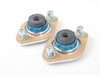 T#1645 - E36REARBUSHINGS - 3-series Rear Suspension Mount Package - Rubber Street Bushings - E36/E36 M3 - Packaged by Turner - BMW