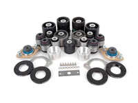 3-series Rear Suspension Mount Package - Rubber Street Bushings - E36/E36 M3