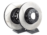 Gas-Slotted Brake Rotors (Pair) - Front - E39 M5