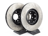 T#3077 - TMS3077 - Gas-Slotted Brake Rotors (Pair) - Front - E39 M5 - StopTech - BMW