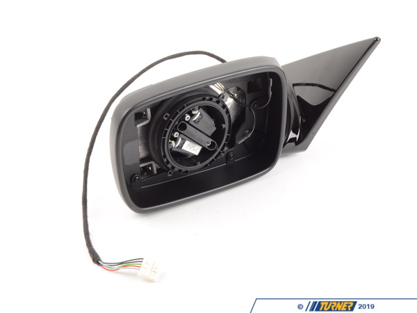T#13762 - 51167890467 - Genuine BMW Trim Heated Outside Mirror, Left 51167890467 - Genuine BMW -