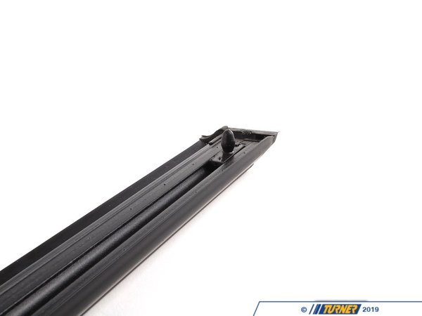 T#13712 - 51131932804 - Genuine BMW Moulding Rocker Panel Right Schwarz - 51131932804 - E30 - Genuine BMW -