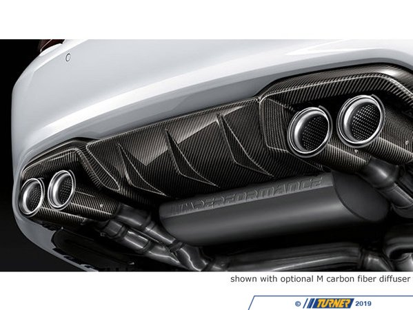 T#387956 - F87M2-MPERF-EXH - F87 M2 BMW M Performance Exhaust System - Genuine BMW - BMW