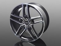 Typ VIII BiColor Black Wheel 20