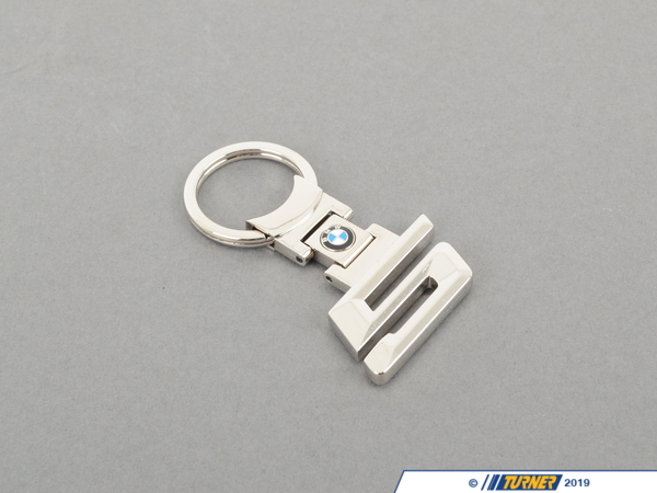 T#5277 - 80272287779 - Genuine BMW Key Ring - 5 Series - Genuine BMW -