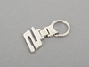 T#5277 - 80272287779 - Genuine BMW Key Ring - 5 Series - Genuine BMW - BMW