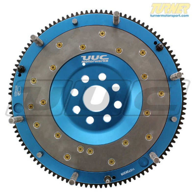 Uuc-td-b1 - Uuc Twin Disk Flywheel    Clutch Package - E36 M3  323  325  328