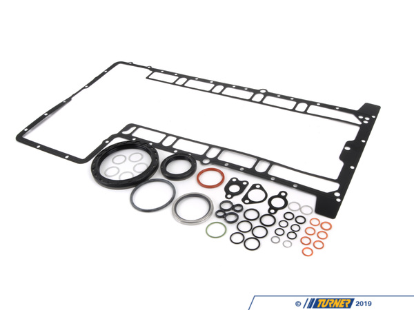 T#30546 - 11110392985 - Genuine BMW Gasket Set Engine Block Asbesto Free - 11110392985 - E60 M5,E63 M6 - Genuine BMW -