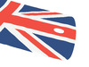 T#80637 - 51140441117 - Genuine MINI Roof Decor, Union Jack - 51140441117 - Genuine MINI -