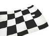 T#80628 - 51140434969 - Genuine Mini Roof Decor Checkered Flag Bl - 51140434969 - Genuine MINI -
