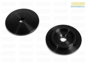 Upper Spring Hats/Perches (Pair) - 2.25 Inch / 16mm Pin / Tapered Seat