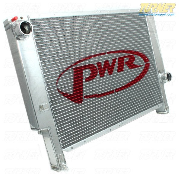 T#340410 - PWR6221 - E36 PWR 42mm Aluminum Radiator Upgrade - PWR - BMW