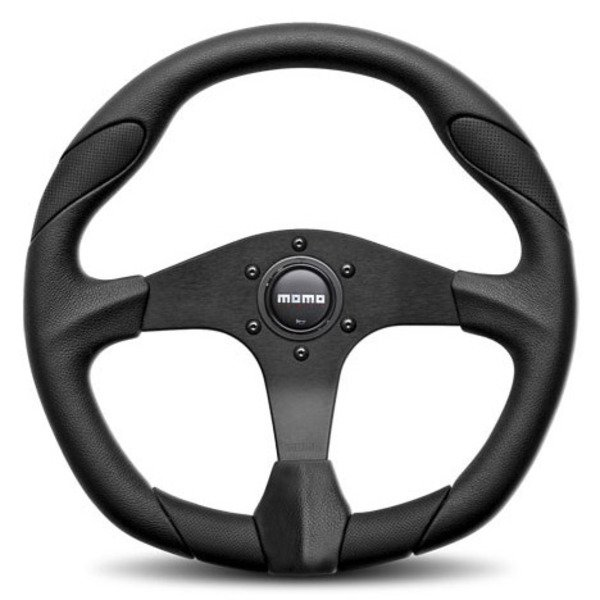 T#340411 - QRK35BKO - MOMO Quark Steering Wheel - MOMO - BMW