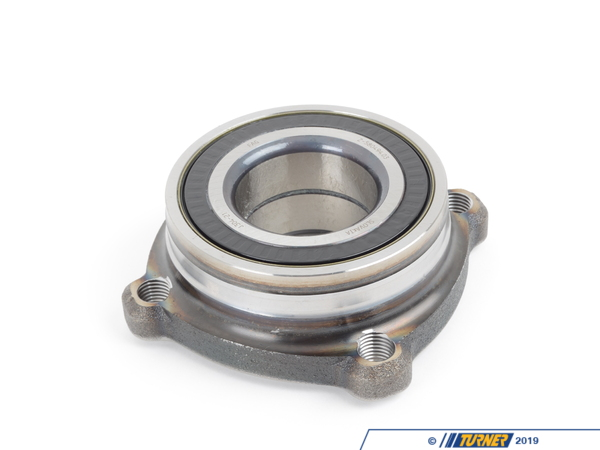 T#15693 - 33411095238 - Rear Wheel Bearing - E53 X5, E63 645ci 650i, E65 745i 750i 760i - Rear Wheel Bearing assembly. We recommend replacing the locking wheel bearing nut and the rear wheel bearing bolts. The wheel bearing bolts are different depending the the chassis, please choose the appropriate chassis. We include 4 wheel bolts if selected.This item fits the following BMWs:2004-2010  E61 BMW 530xi 535xi 535i xDrive - Wagon2004-2010  E63 BMW 645ci 650i M62002-2008  E65 BMW 745i 745li 750i 750li 760i 760li2000-2003  E53 BMW X5 3.0i X5 4.4i X5 4.6is  - FAG - BMW