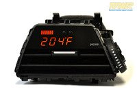 P3Cars Vent Integrated Data Display and Boost Gauge - F80 M3, F82 M4