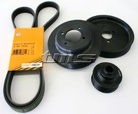 Turner Motorsport Power Pulley Kit - E46 M3