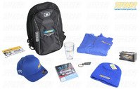 T#340321 - GP155 - Mega-Stuffed Backpack Gift Package - Save over $100!! - Packaged by Turner - BMW MINI