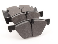 Hawk HP Plus Brake Pads - Front - F10 528i