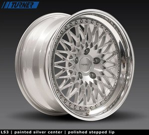 Forgeline LS3 3-Piece Wheel Set