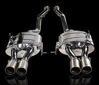 Akrapovic Slip-On Titanium Exhaust System - 2008+ E92/E93 M3