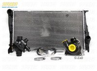T#340258 - TMS214381 - E82 135i, E9X 335i Auto Cooling Overhaul Package - Packaged by Turner - BMW