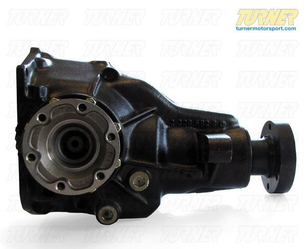 T#340261 - TMS21527 - E9X 335i Manual Limited Slip and Gearing Differential Upgrade - Turner Motorsport - BMW