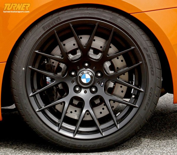 "E9X M3 GTS 19"" BMW Style 359 Wheel Set (Genuine"