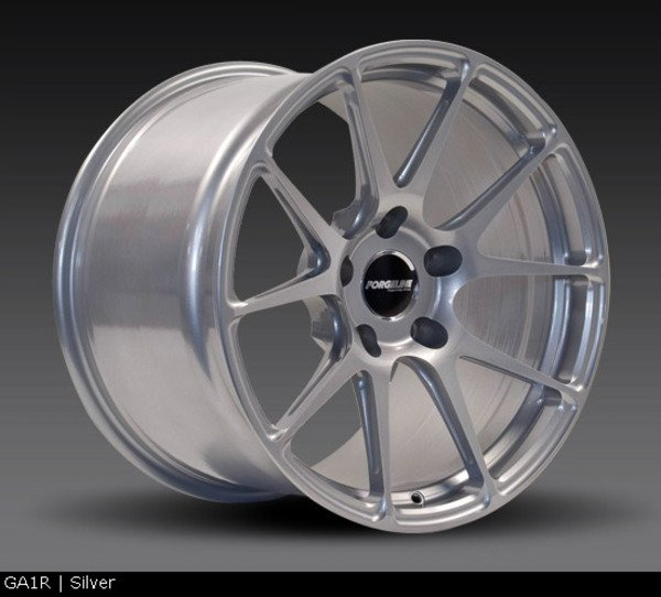 T#340301 - TMS186948 - F10 M5 Forgeline GA1R Monoblock Wheel Set - Forgeline - BMW
