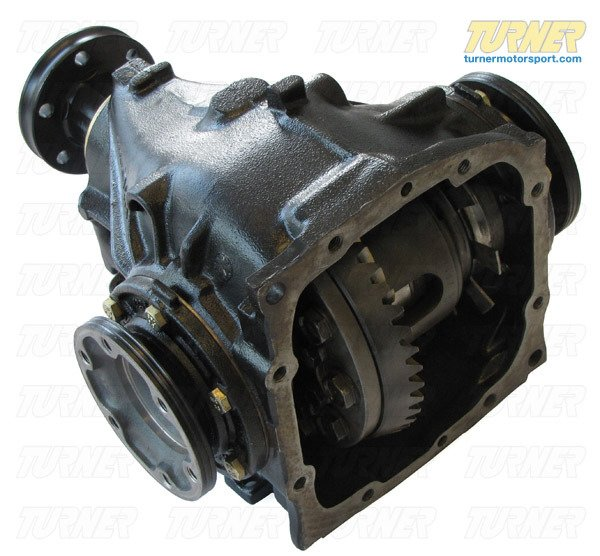 T#340215 - TMS211213 - E82 128i Differential Upgrade - Custom Options - Turner Motorsport - BMW