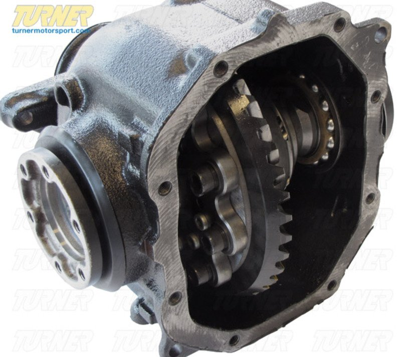 T#340217 - TMS211251 - E82 135i DCT Limited Slip and Gearing Differential Upgrade - Turner Motorsport - BMW
