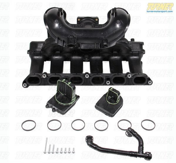 T#340231 - 330-MANI - E90 330 N52B30O0 Intake Manifold Upgrade for 128i/325i/328i/528i/Z4 (Parts Only, No Software) - Turner Motorsport - BMW
