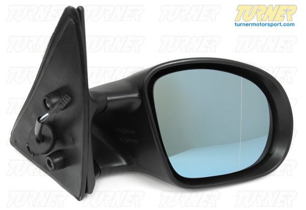 T#340155 - TMS1636 - E36 M3 Style Mirror Kit - For all 1992-1999 E36 3 Series - Turner Motorsport - BMW